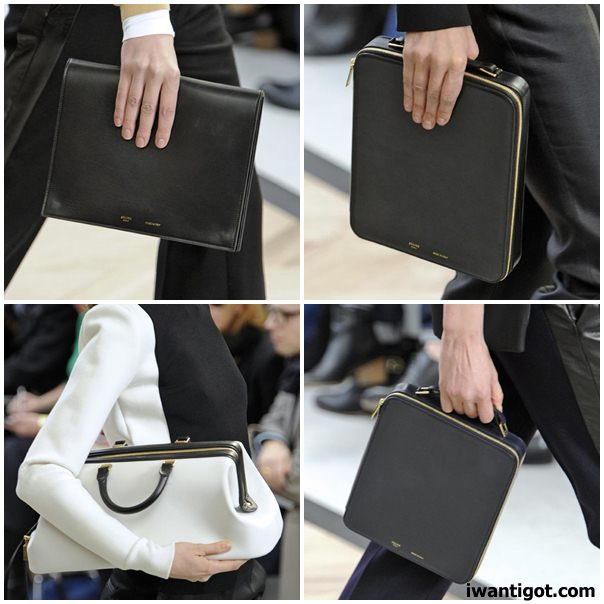 Celine Fall Winter 2011 - 2012 Shoes and Handbags
