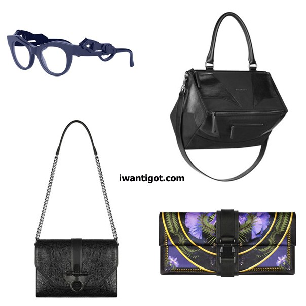 Givenchy Fall Winter 2011 - 2012 Accessories