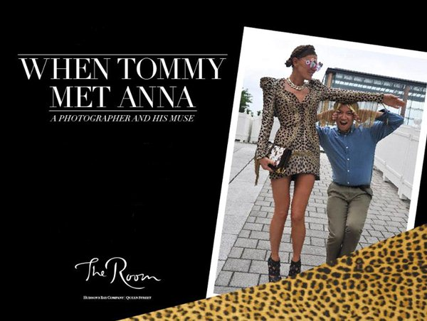 When Tommy Met Anna: Personal Appearance by Anna Dello Russo - April 20, 2011