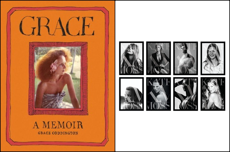 Grace: A Memoir, Kate: The Kate Moss Book