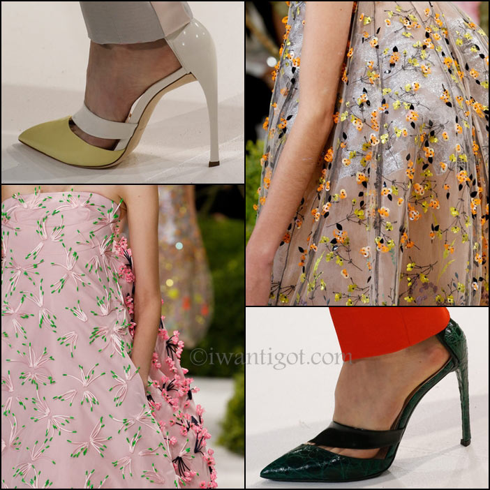 Christian Dior Haute Couture Spring Summer 2013