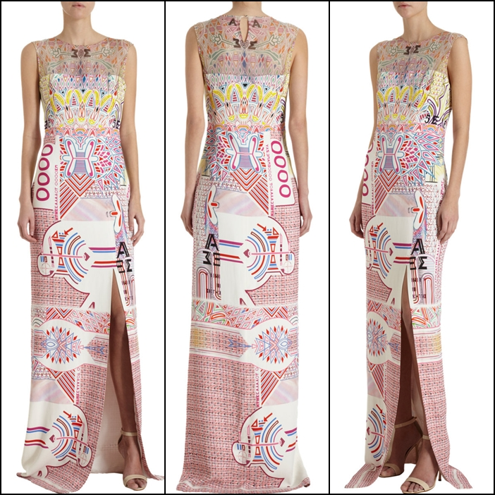 Alias Gown by Mary Katrantzou