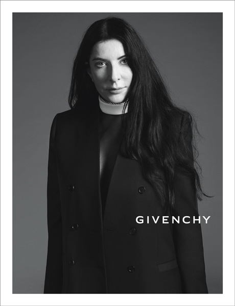 Givenchy Spring Summer 2013 Ad Campaign