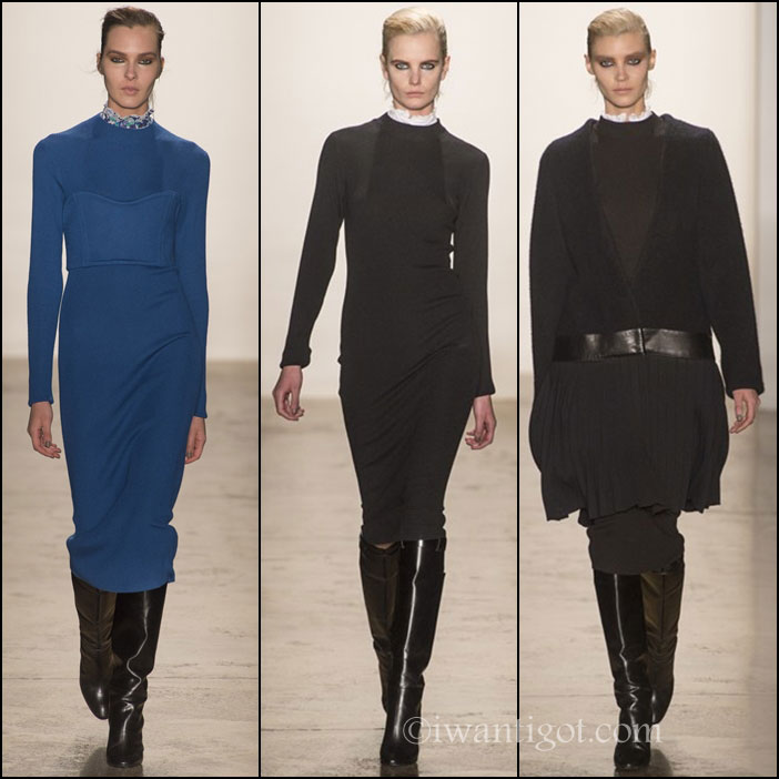 Louise Goldin Fall Winter 2013 - 2014