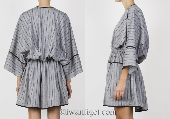 Nomad Dress by complexgeometries
