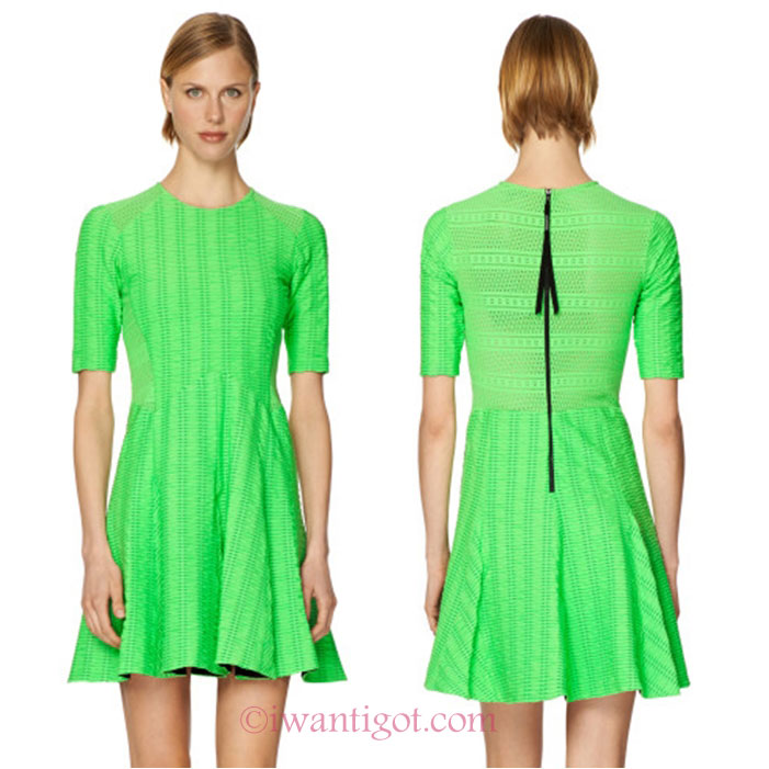 Nicki Flare Dress by Rag & Bone