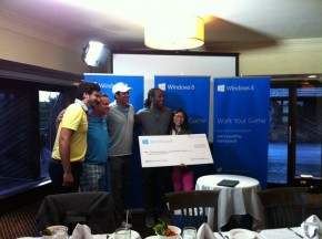 I want – I got x Microsoft Canada – Work Your Game the Final Round