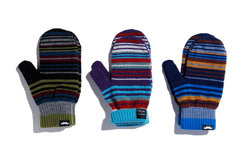 Holt Renfrew x Paul Smith x Movember Mittens