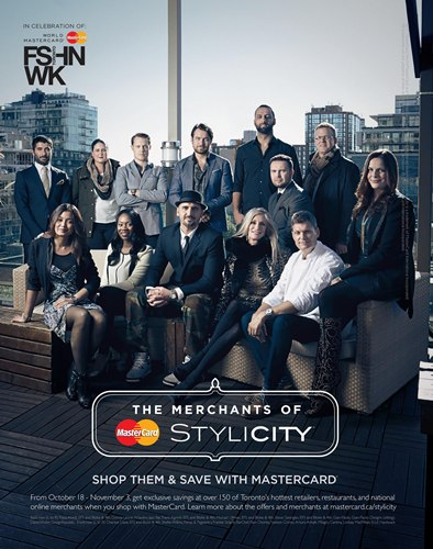 MasterCard Stylicity – The Merchants
