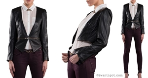 i want: New York Blazer by Bano eeMee