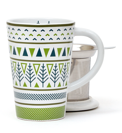 I want - I got's Holiday Gift Guide - DavidsTea Mug