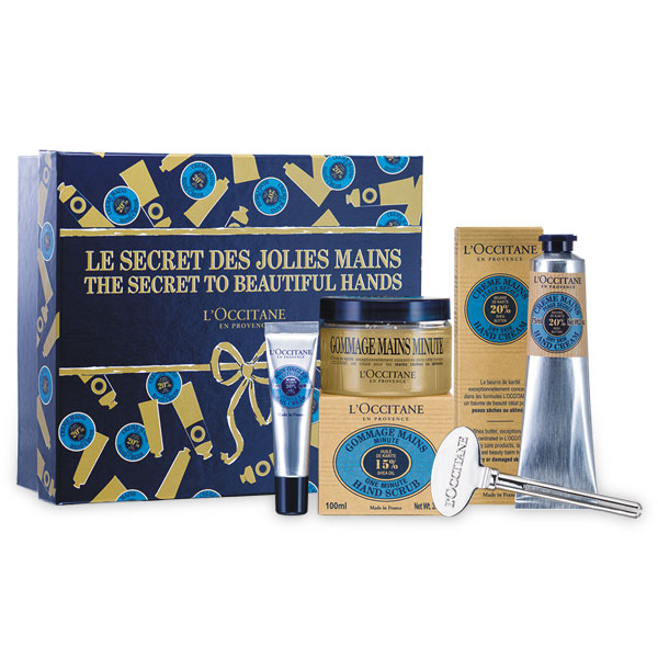I want - I got's Holiday Gift Guide -  L'OCCITANE en ProvenceThe Secret to Beautiful Hands Collection