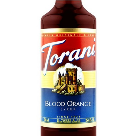 I want - I got's Holiday Gift Guide - Torani Syrup