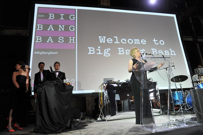 Luminato and Yves Saint Laurent Opening Night Party and Big Bang Bash