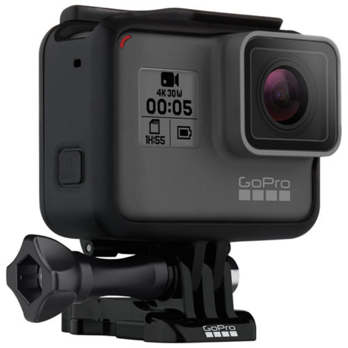 I want - I got x Best Buy Gift Guide - GoPro HERO5 Black Waterproof 4K Sports Helmet Camera