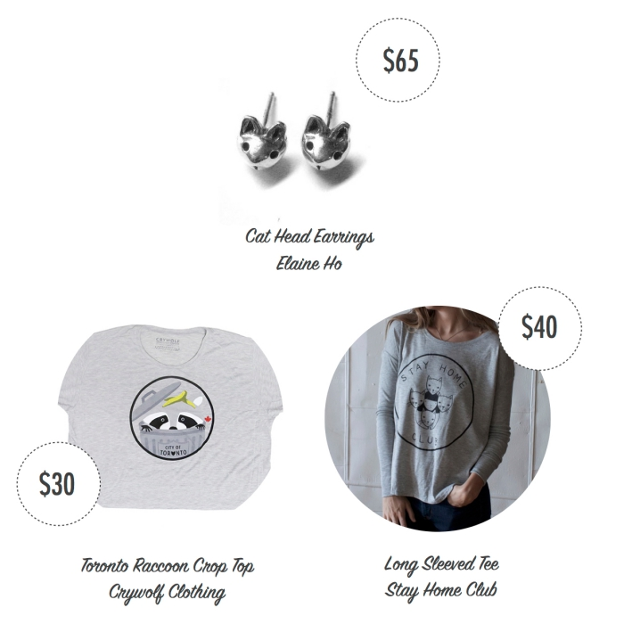 I want - I got 2016 Holiday Gift Guide - Stay Home Club - Crywolf Clothing - Elaine Ho