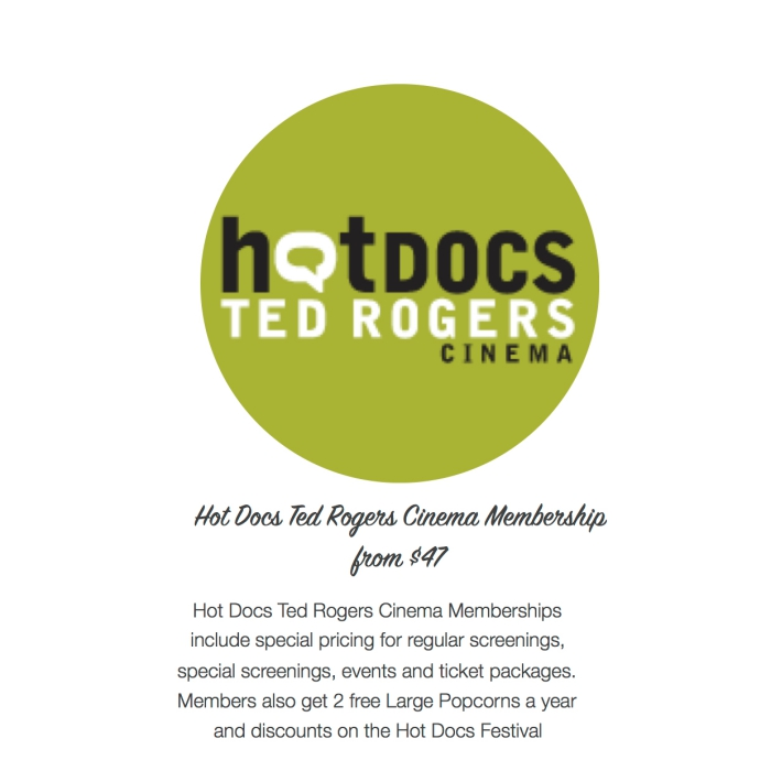 I want - I got 2016 Holiday Gift Guide - HotDocsMembership