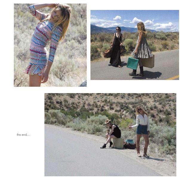 lily + jae Spring 2010 Lookbook