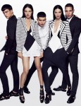 Givenchy Spring 2010 Ad Campaign