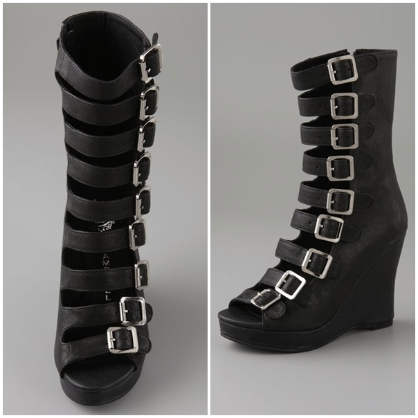 Potion Ankle Boots by Jeffrey Campbell