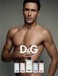 D&G Anthology L`Amoureaux 6 Fragrance