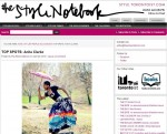The Style Notebook: Top Spots: Anita Clarke