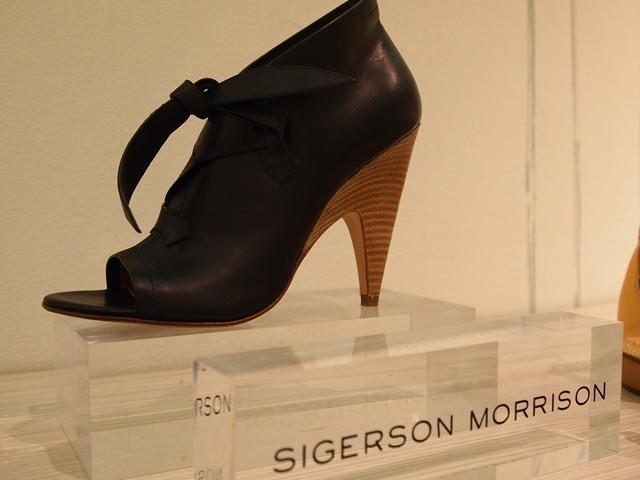 Sigerson Morrison Spring Summer 2010 Shoes