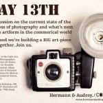 Live Art-Making & Expert Speaker Panel THURSDAY MAY 13, 7PM. Baitshop Gallery