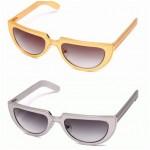 Linda Farrow x Roisin Murphy Sunglasses