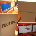 Foot Ball by Marcus Tomlinson at Hermes