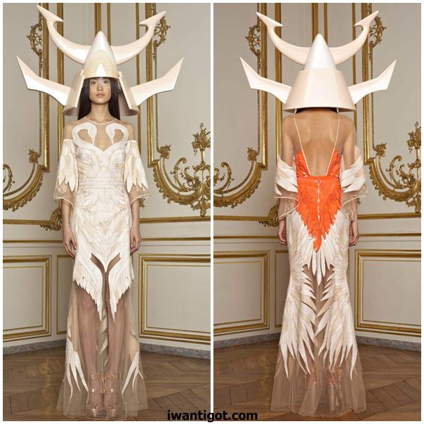 Givenchy Haute Couture Spring Summer 2011
