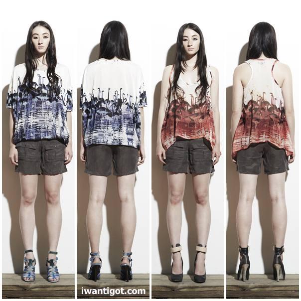 Juma Spring Summer 2011 Lookbook