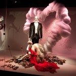 Holt Renfrew Valentine's Day Windows