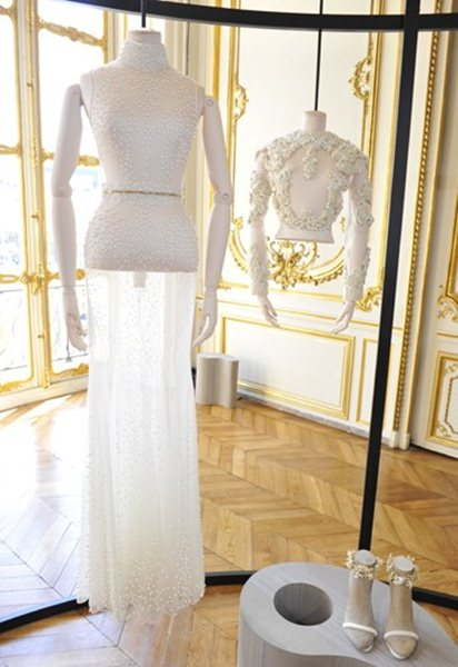 Givenchy Haute Couture Fall Winter 2011 - 2012