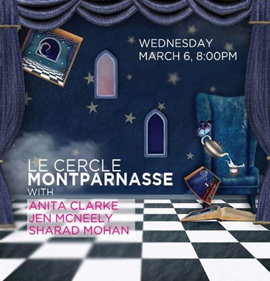 Le Cercle Montparnasse - The Spoke Club - Wednesday, Mar 6 2013