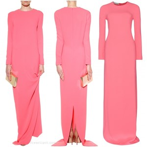 i want: Crepe Gowns by Stella McCartney