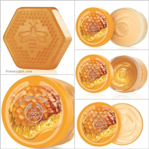Honeymania by The Body Shop