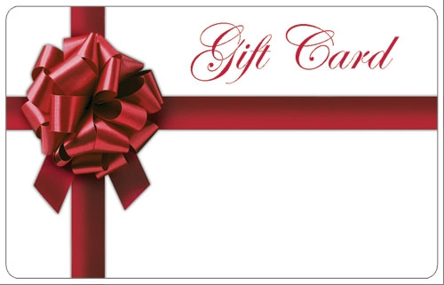 I want - I got's Holiday Gift Guide - Gift Cards