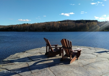 A weekend at Deerhurst, Huntsville, Ontario